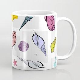 Time for seashells Coffee Mug