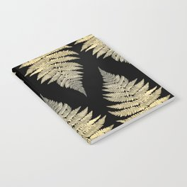 Golden Fern Art | Plant | Photography | Digital Art Notebook