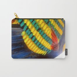 Painted Angel Carry-All Pouch