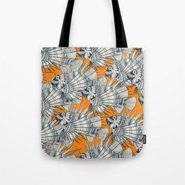fish mirage turmeric Tote Bag