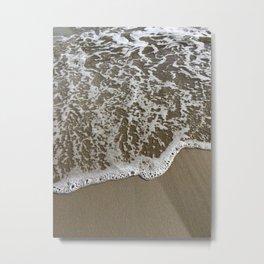 Clean Slate Metal Print