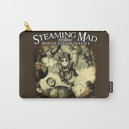 Steaming Mad Boiler Repair Carry-All Pouch