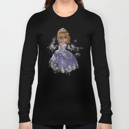 Princesse Sofia • Sofia the First • ちいさなプリンセス ソフィア Long Sleeve T-shirt