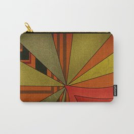 Abstraction. Sunset. Carry-All Pouch