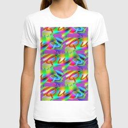 Qu - pattern 2 T-shirt