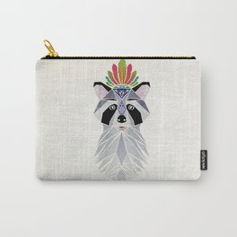 raccoon spirit Carry-All Pouch