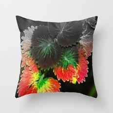 Fall in Summer Throw Pillow