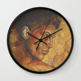 Yearning~ Man Wall Clock