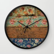 Barroco Style Wall Clock