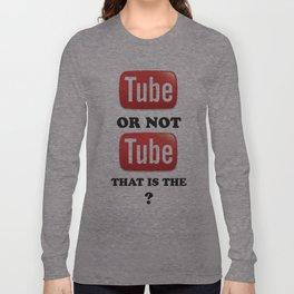 Modern Day Shakespeare Long Sleeve T-shirt