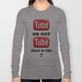 Modern Day Shakespeare Long Sleeve T-shirt