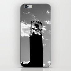 North Star Blankets iPhone & iPod Skin