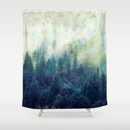 Forest in your fantasies  Shower Curtain