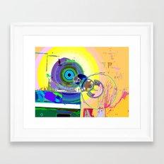 Modification N° 8 Framed Art Print