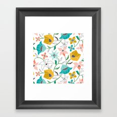 Calliope Framed Art Print