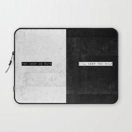 SAFE & WILD Laptop Sleeve
