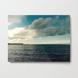 Baltic Sea Metal Print