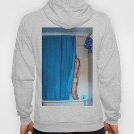 Blue Shower Hoody