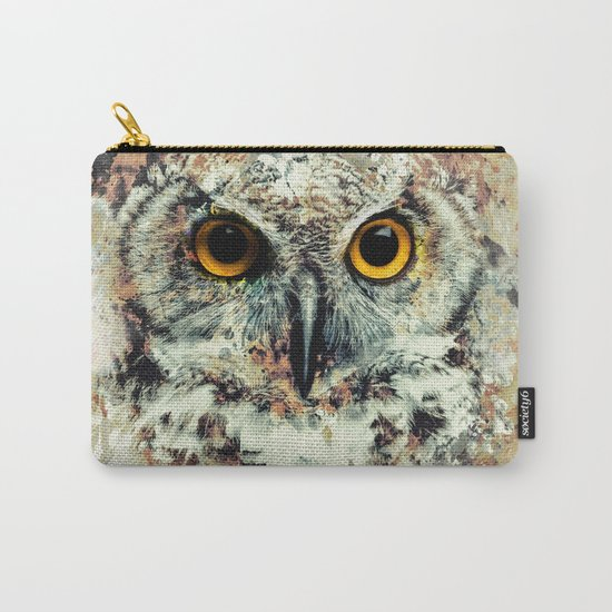 Owl II Carry-All Pouch