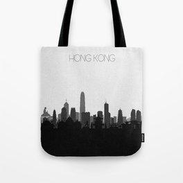 City Skylines: Hong Kong Tote Bag
