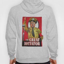 Donald Trump The Great Dictator Hoody