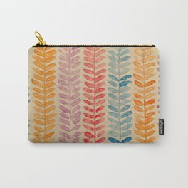 watercolor knit pattern Carry-All Pouch