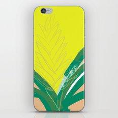 Bromelia iPhone & iPod Skin