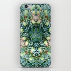 Christmas Garland iPhone & iPod Skin