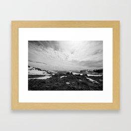 empire pass bnw Framed Art Print