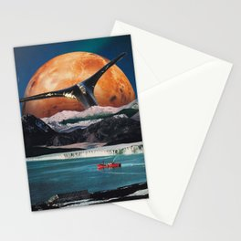 Red Boat Stationery Cards