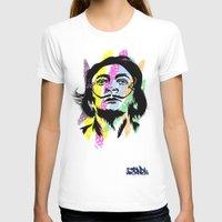 salvador dali T-shirts featuring Salvador Dali by Art of Fernie