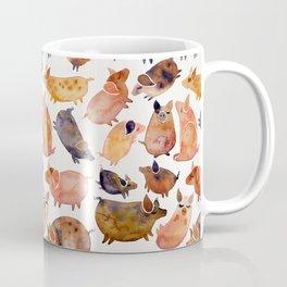 Pig Collection Coffee Mug