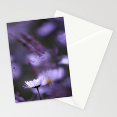 Light of the Petal White. Stationery Cards