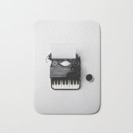 On a musical note Bath Mat