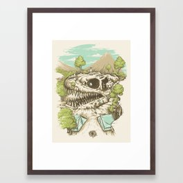 Unexpected Framed Art Print
