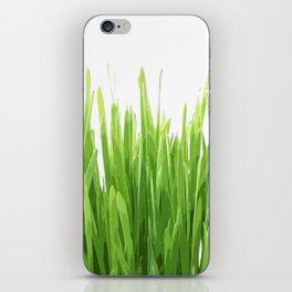 liaves rice iPhone Skin