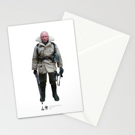 One Sixth Custom Figure 14 Stationery Cards