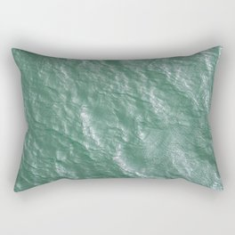 Water Me Down Rectangular Pillow