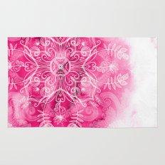Pink + Patterns Rug