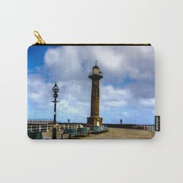 Harbour Light Whitby Carry-All Pouch