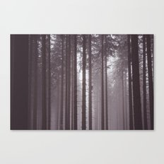 Stay Silent Canvas Print