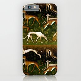 Sighthounds iPhone Case