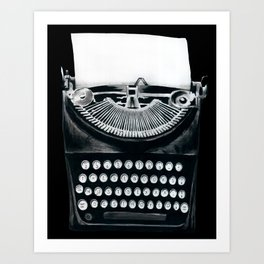 These Books Must Be Destroyed! Art Print
