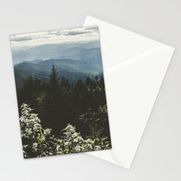 Smoky Mountains - Nature Photography Stationery Cards