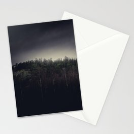 One final mountain to go Stationery Cards
