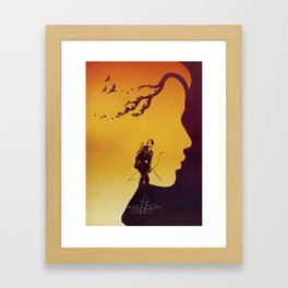 The Hunger Games Framed Art Print