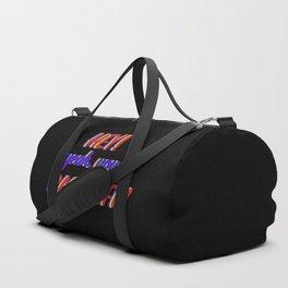 Back Off! v2 Duffle Bag
