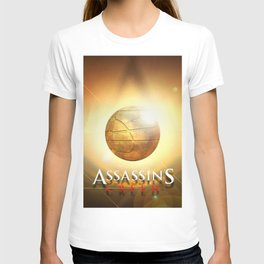 Assassin weapon T-shirt