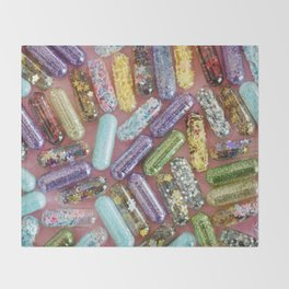 Take a Chill Pill Throw Blanket