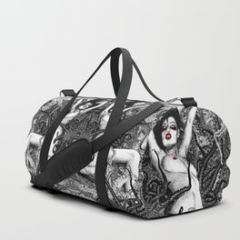 Pacific Mermaid Duffle Bag
